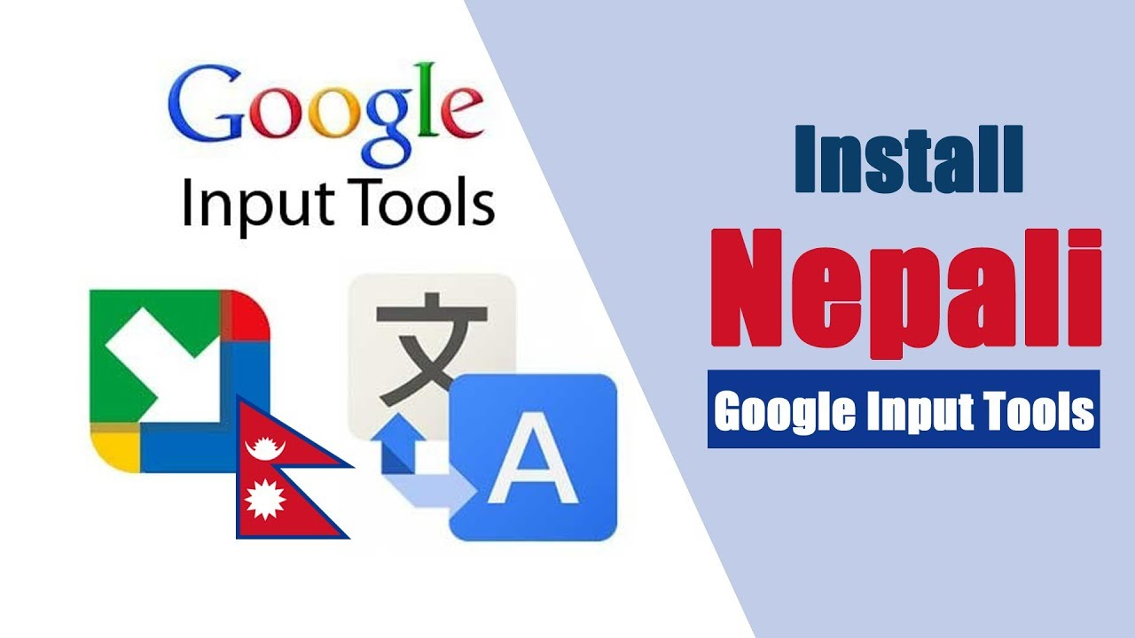 Google Input Tools Easy Writing Tools for Windows