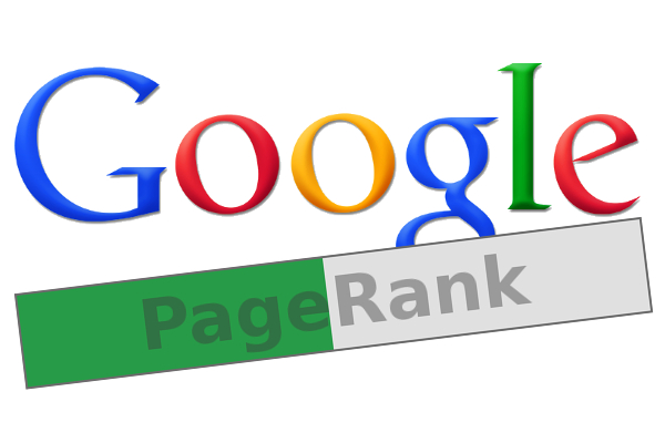 Calculating Formula for the Table and Google Pagerank