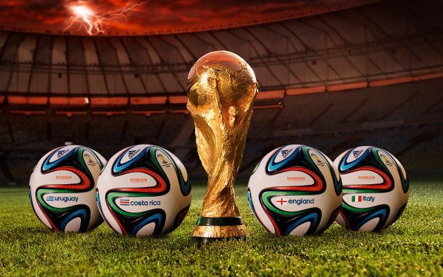 FIFA World Cup Football Match Shedule & Stadium
