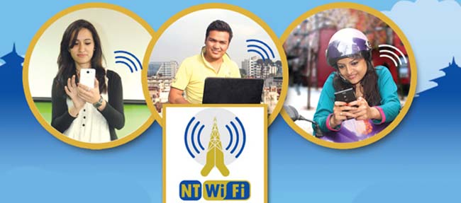 Again Another WiFi in Nepal by Nepal Telecom