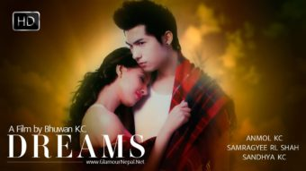 Nepali Movie DREAMS Anamol KC & Samragya Rajyalaxmi