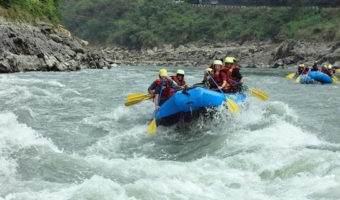 Top 5 Rivers for Rafting in Nepal
