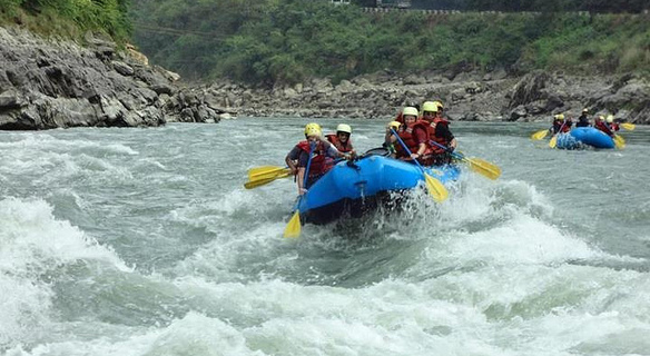 Top 5 Rivers for Rafting in Nepal Best Rafting Places in Nepal