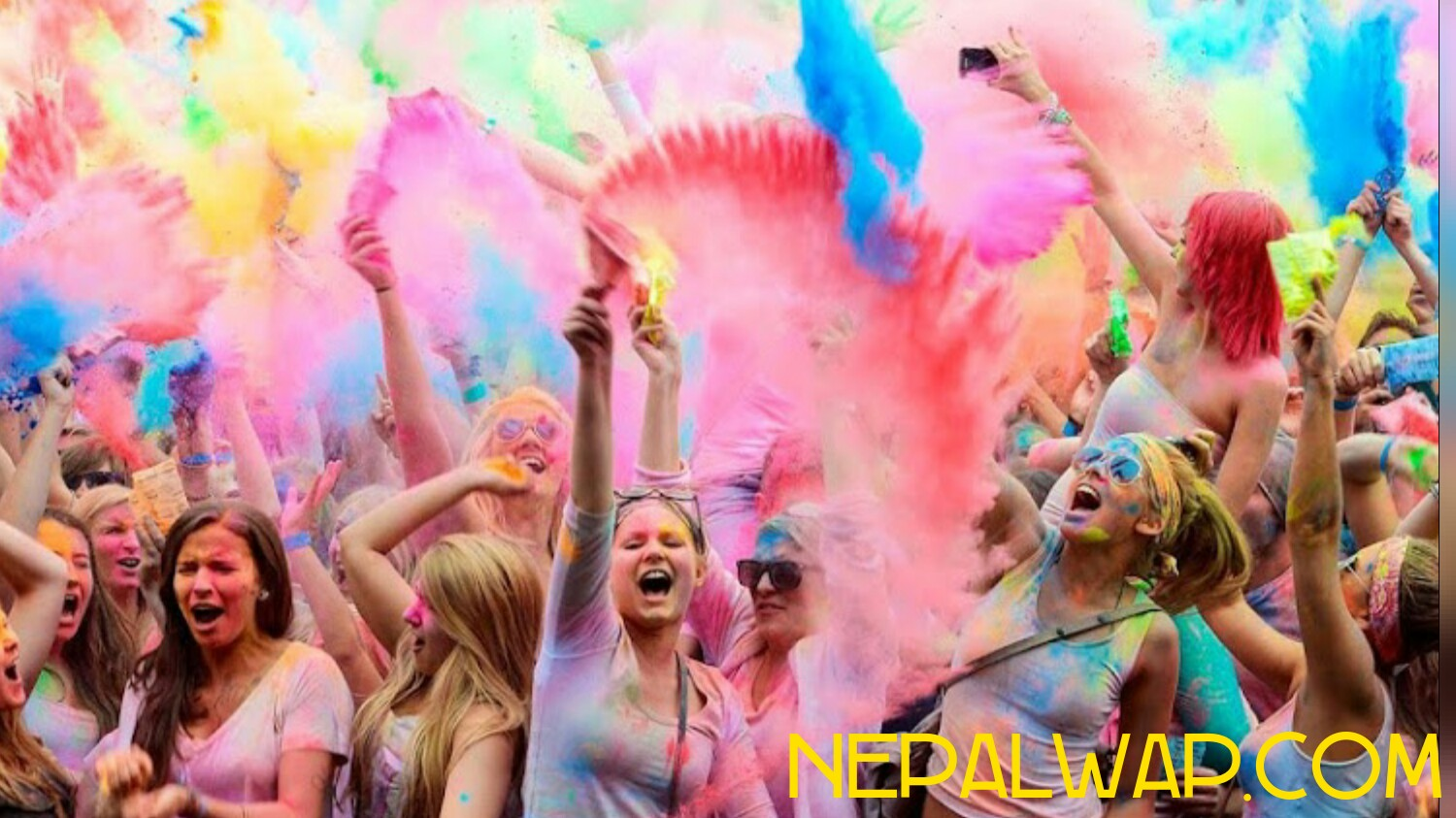 Happy Holi safety tips care your body in Holi