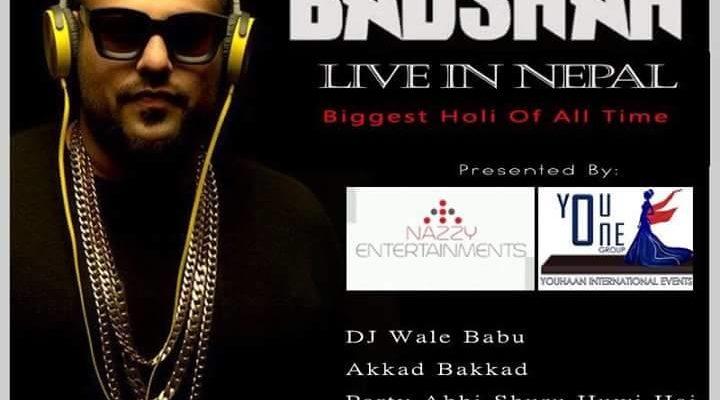 DJ Wale Babu DJ Badshah Live in Nepal