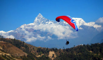 Where to Find a Good Paragliding Company in Pokhara