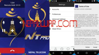 NTpro Application Launched by Nepal Telecom GSM for Postpaid User