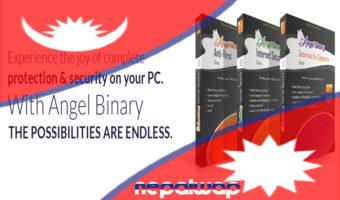 Angel Binary Antivirus Nepali Antivirus by Angel Binary Technologies