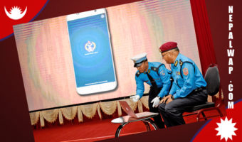 Nepal Traffic Police launched Mobile App for convenient and safe traffic