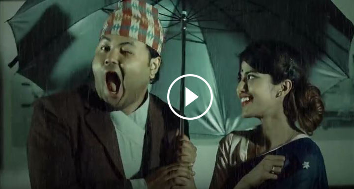 Fantastic ALAMODA Pani Paryo Ashina Jharyo Offical