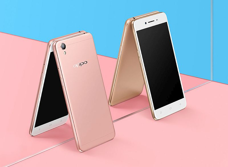 Oppo Smartphone A37 with 5-inch HD display launched