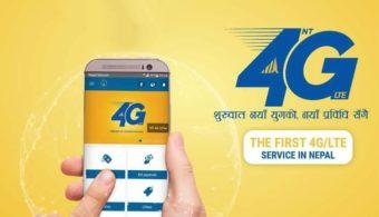 4G LTE in Nepal