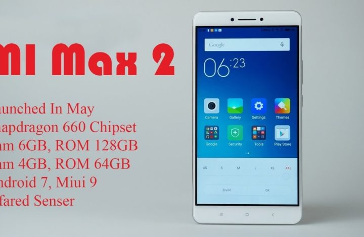 Everything You Should Know About Xiaomi Mi Max 2