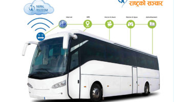 Nepal Telecom NT Bus Internet Service Information