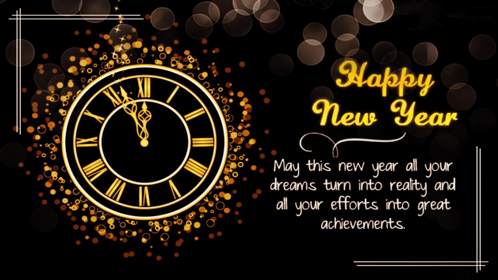 happy new year wish you happy i new year wap com